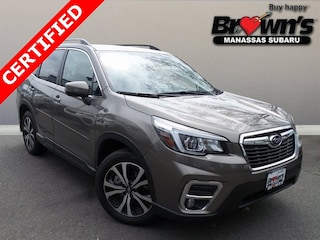 2019 Subaru Forester Limited SUV Lineartronic CVT