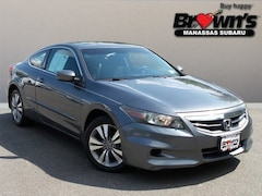 2011 Honda Accord EX Coupe 5-Speed Automatic with Overdrive