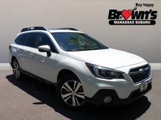 2019 Subaru Outback 2.5i Limited SUV CVT Lineartronic