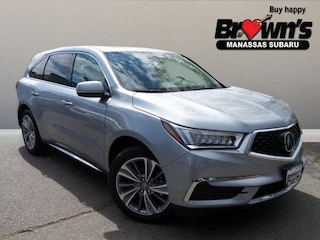 2018 Acura MDX 3.5L SUV 9-Speed Automatic
