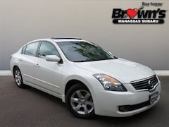 2009 Nissan Altima 2.5 SL Sedan CVT