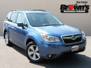 2016 Subaru Forester 2.5i Limited SUV Lineartronic CVT