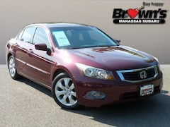 2008 Honda Accord EX-L Sedan 5-Speed Automatic with Overdrive