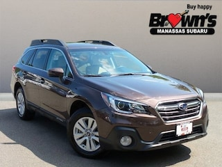 2019 Subaru Outback 2.5i Premium SUV CVT Lineartronic