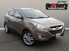 2010 Hyundai Tucson Limited SUV 6-Speed Automatic with Overdrive