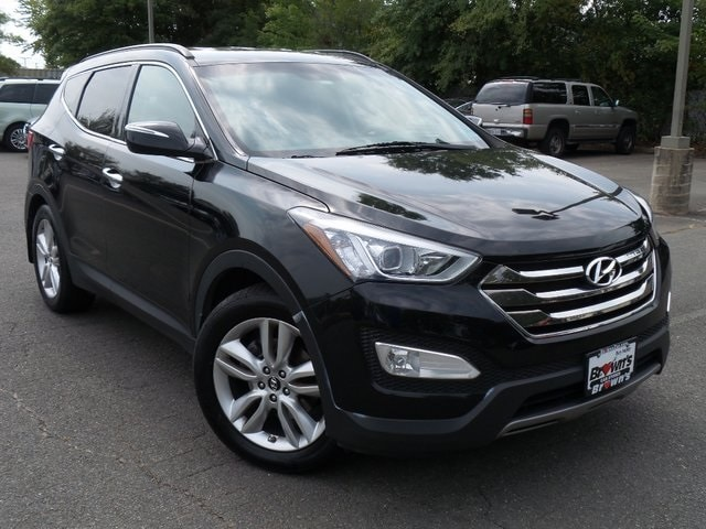 2013 Hyundai Santa Fe Sport 2.0T SUV 6-Speed Automatic with Shiftronic and Overdrive