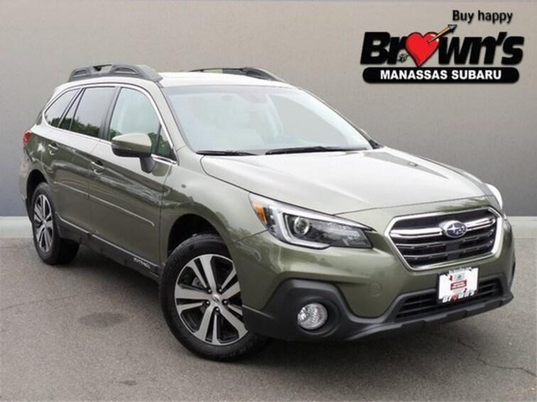 Used 2019 Subaru Outback 2.5i Limited SUV CVT Lineartronic Manassas
