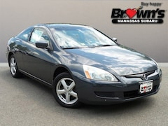 2004 Honda Accord EX-L Coupe 5-Speed Automatic with Overdrive