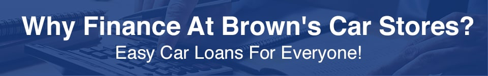 Brown's Manassas Subaru finance process