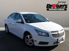 2012 Chevrolet Cruze 1LT Sedan 6-Speed Automatic Electronic with Overdrive