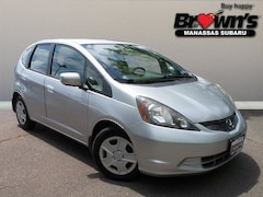 2013 Honda Fit Base Hatchback 5-Speed Automatic
