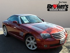 2004 Chrysler Crossfire Base Coupe 5-Speed Automatic
