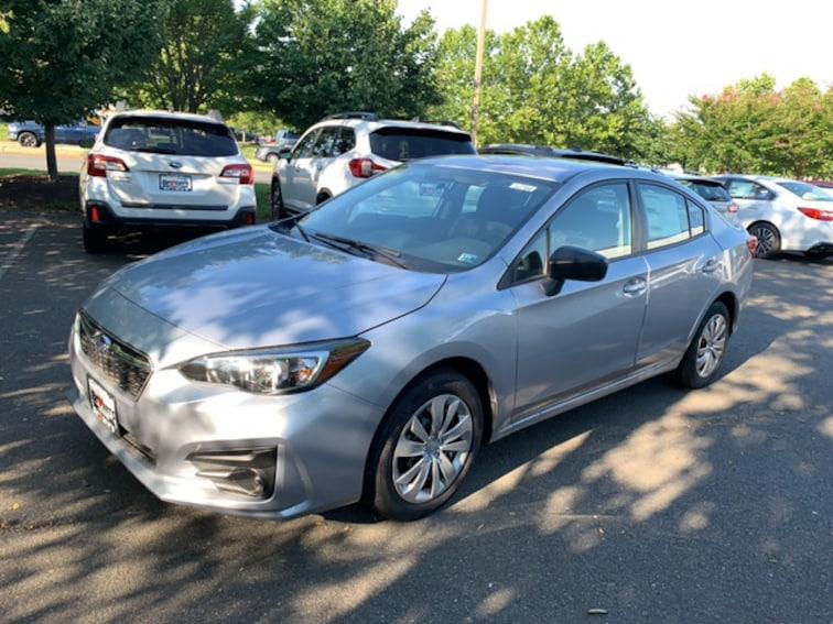 2019 Subaru Impreza 2.0i Sedan Manassas