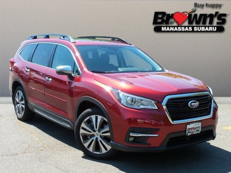 Used 2019 Subaru Ascent Touring SUV Lineartronic CVT Manassas
