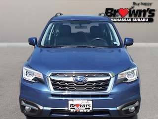 2017 Subaru Forester 2.5i Touring SUV Lineartronic CVT