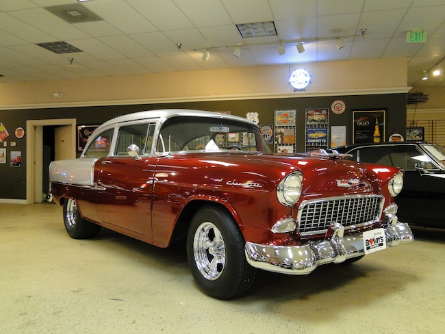 1955 Chevrolet 210 SOLD TO PA! 2 Door Hardtop Glen Burnie MD