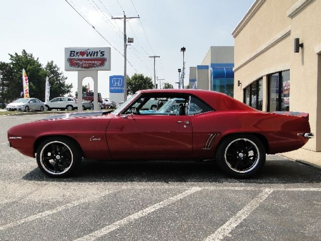 Used 1969 Chevrolet Camaro Pro-Touring Fuel Injected Six