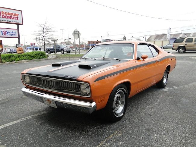 Used Cars Baltimore >> New 1971 Plymouth Duster 340 | Glen Burnie MD, Baltimore ...