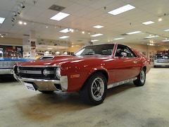 1970 AMC AMX Numbers Matching SOLD TO WI! Coupe