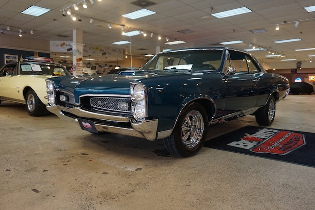 1967 Pontiac GTO SOLD TO MD Coupe Glen Burnie MD