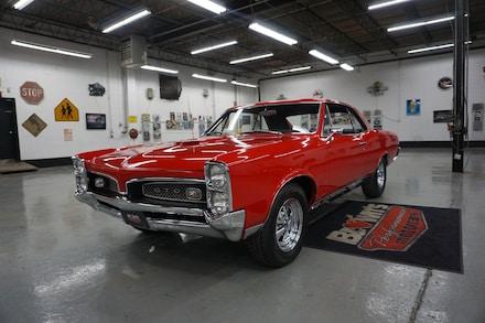 1967 Pontiac GTO TRUE 242 VIN GTO SALE PENDING!! Coupe