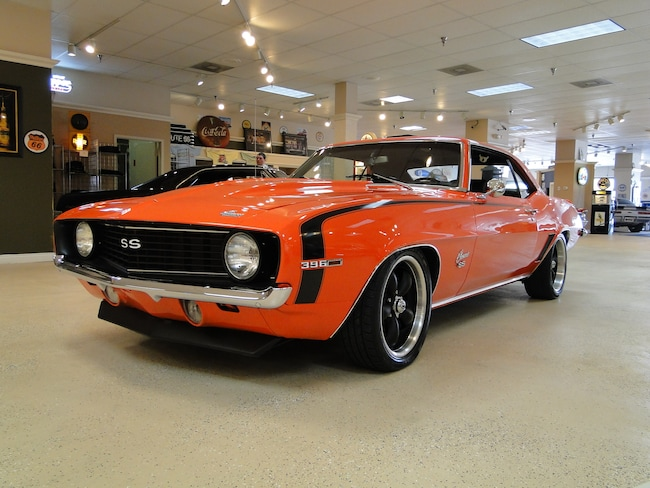 Used 1969 Chevrolet Camaro Pro Touring SOLD TO CA! For Sale