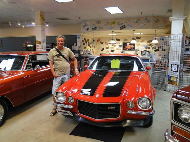 Used 1970 Chevrolet Camaro Z28/RS For Sale | Stock Number - R0307 in
