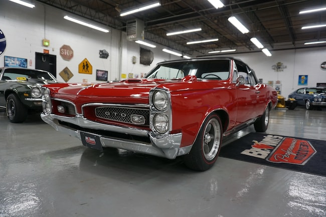 1967 Pontiac GTO REAL 242 Vin SOLD TO MD Convertible Glen Burnie MD