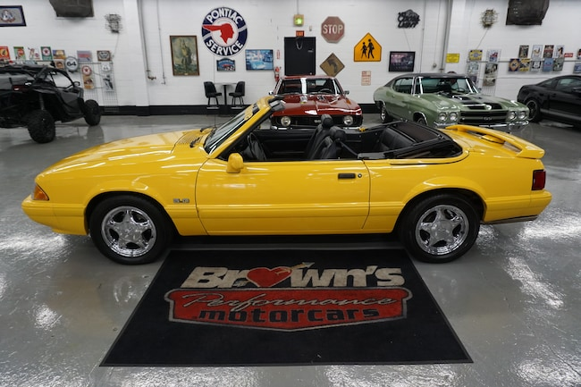1993 Ford Mustang 24559 ORIGINAL MILES!!!! Convertible Glen Burnie MD