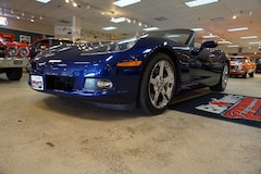 2007 Chevrolet Corvette WITH 3-LT PACKAGE Convertible