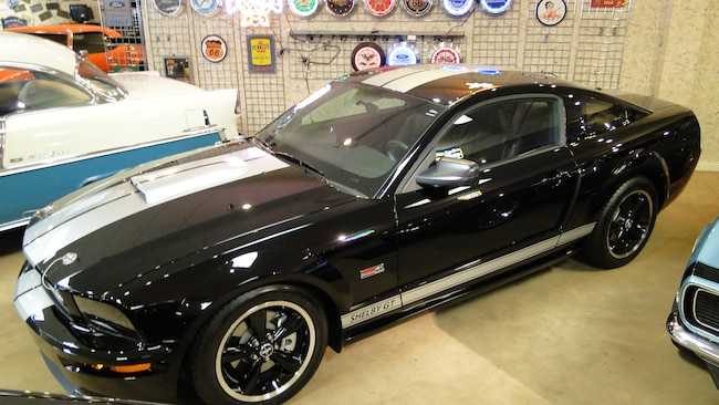 new 2007 ford mustang shelby gt glen burnie md baltimore r0236. Black Bedroom Furniture Sets. Home Design Ideas