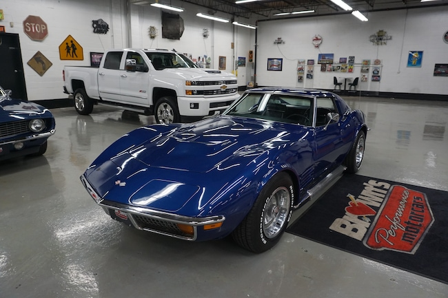 1972 Chevrolet Corvette MATCHING NUMBER BIG BLOCK SOLD TO OHIO! Coupe Glen Burnie MD