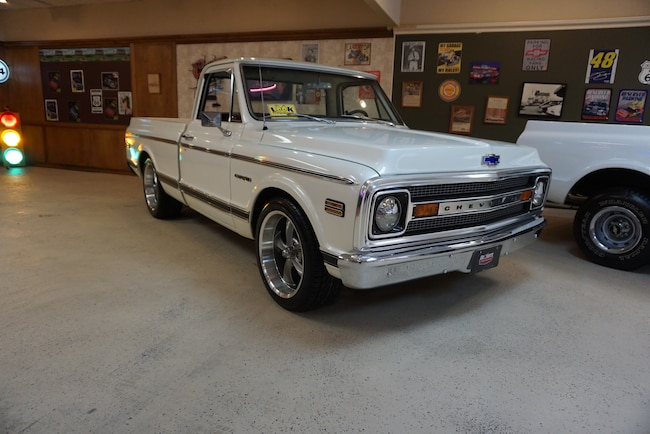 New 1969 Chevrolet C10 CST 10 SOLD TO GERMANY