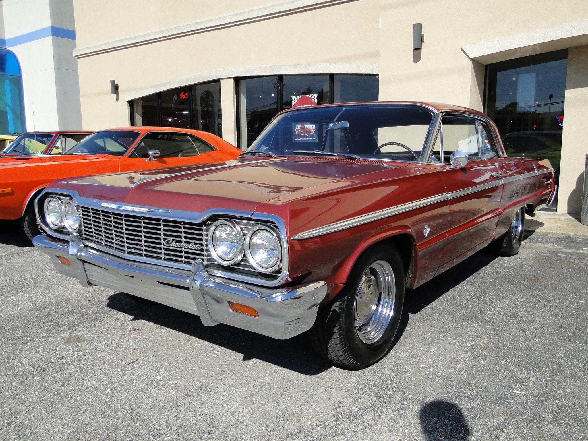 used 1964 chevrolet impala for sale glen burnie md. Black Bedroom Furniture Sets. Home Design Ideas