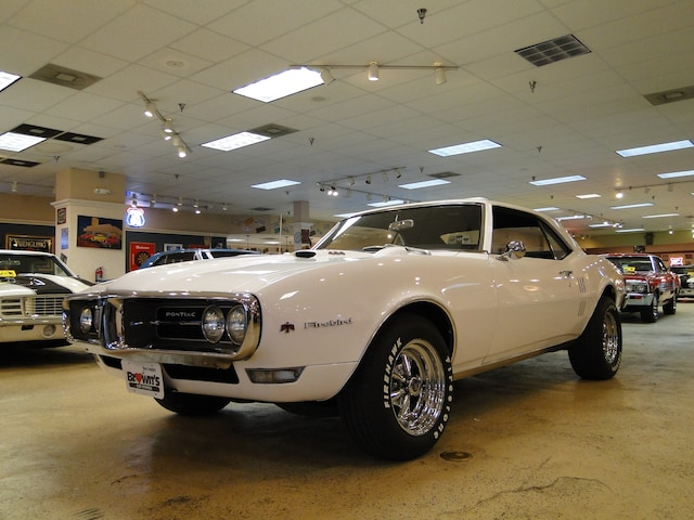 New 1968 Pontiac Firebird Numbers Matching 400 SOLD TO PA