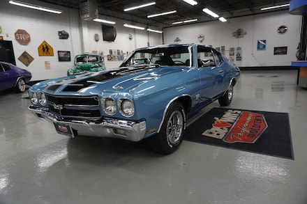 1970 Chevrolet Chevelle TRUE SS MATCHING NUMBERS Coupe