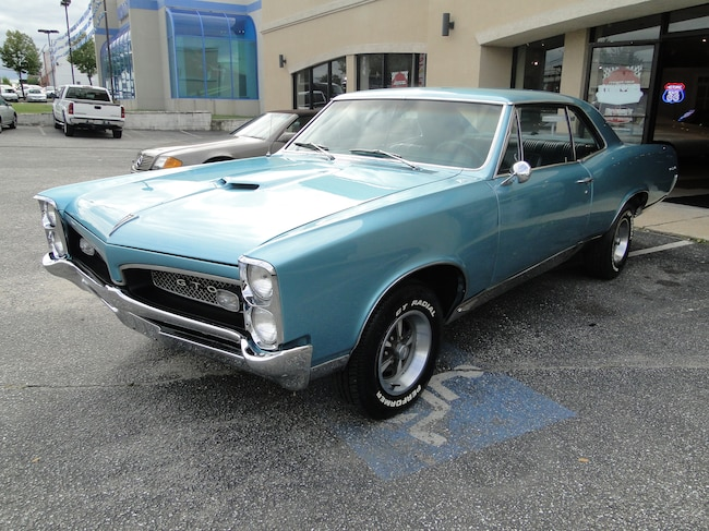 Used 1967 Pontiac GTO For Sale at Brown's Car Stores   VIN