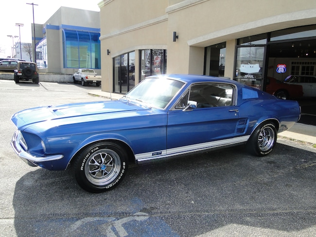 1967 Ford Mustang GT 390 Fastback Sport