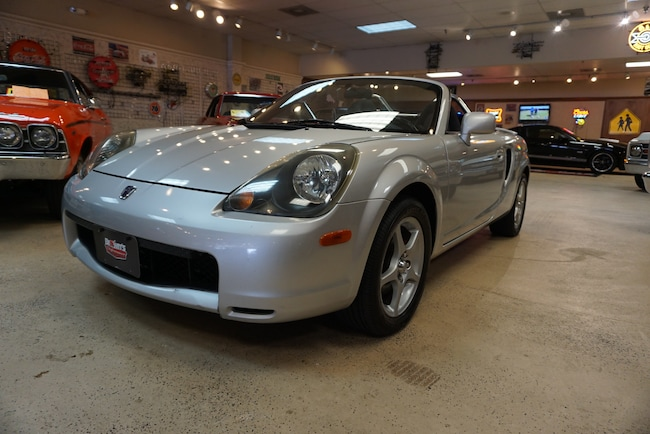 New 2001 Toyota Mr2 Spyder Base Sold To Fl Glen Burnie Md