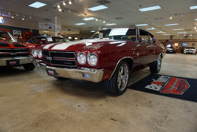 1970 Chevrolet Chevelle SS Coupe Glen Burnie MD