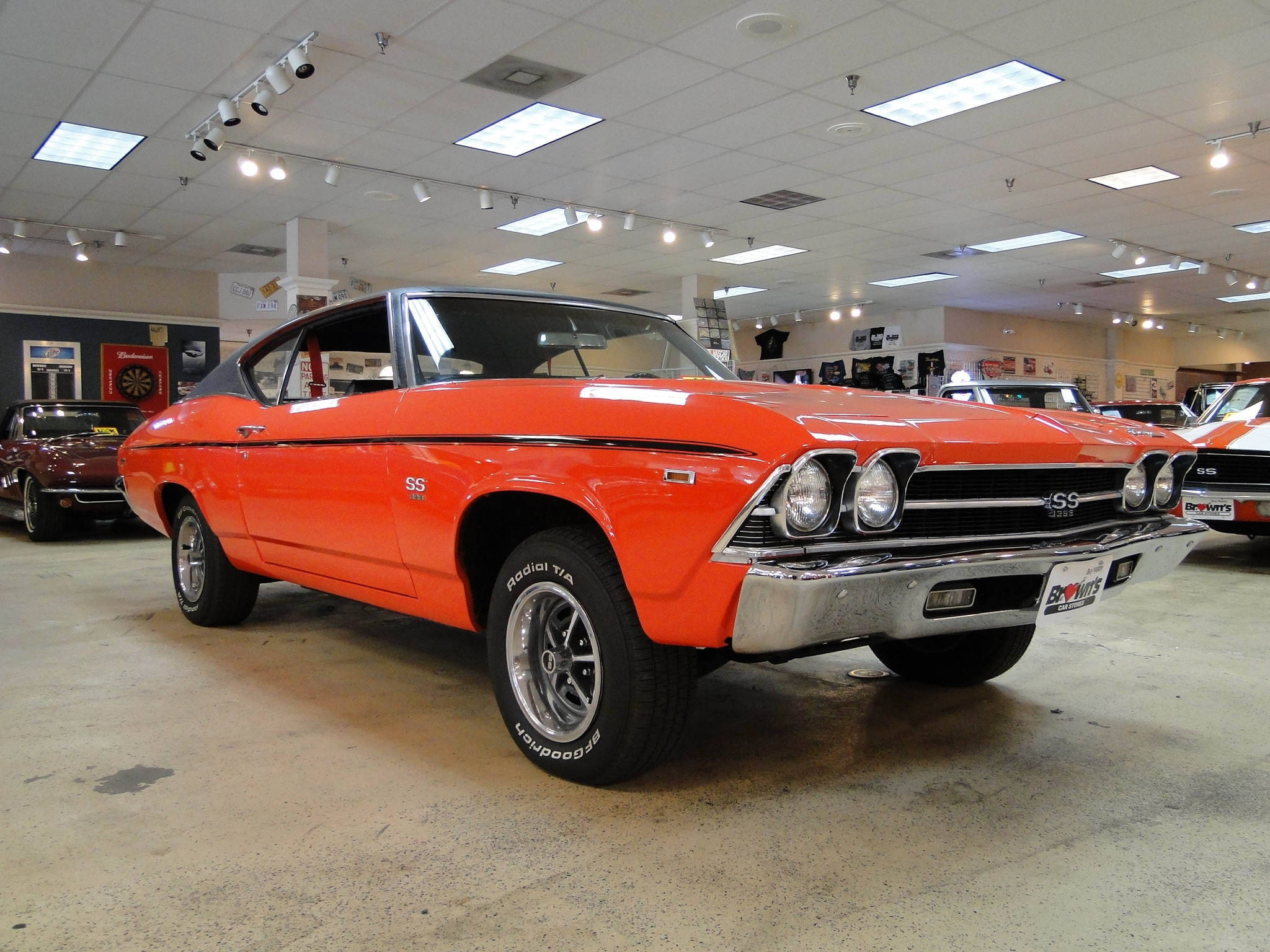 1969 Chevrolet Chevelle REAL Super Sport Coupe