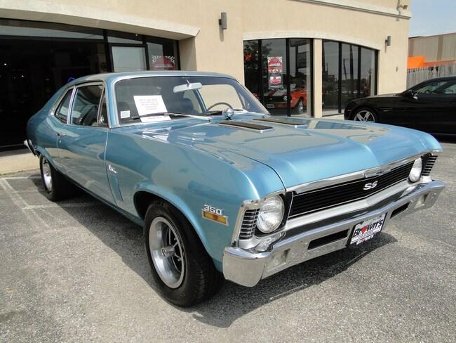1970 Chevrolet Nova Super Sport Coupe Glen Burnie MD