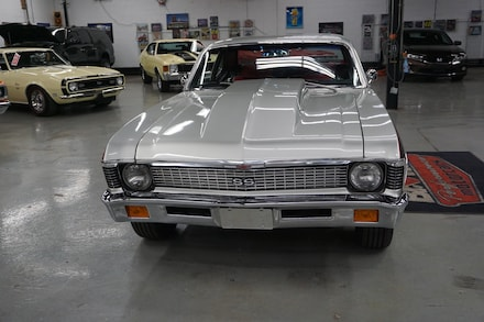 1971 Chevrolet nova Coupe