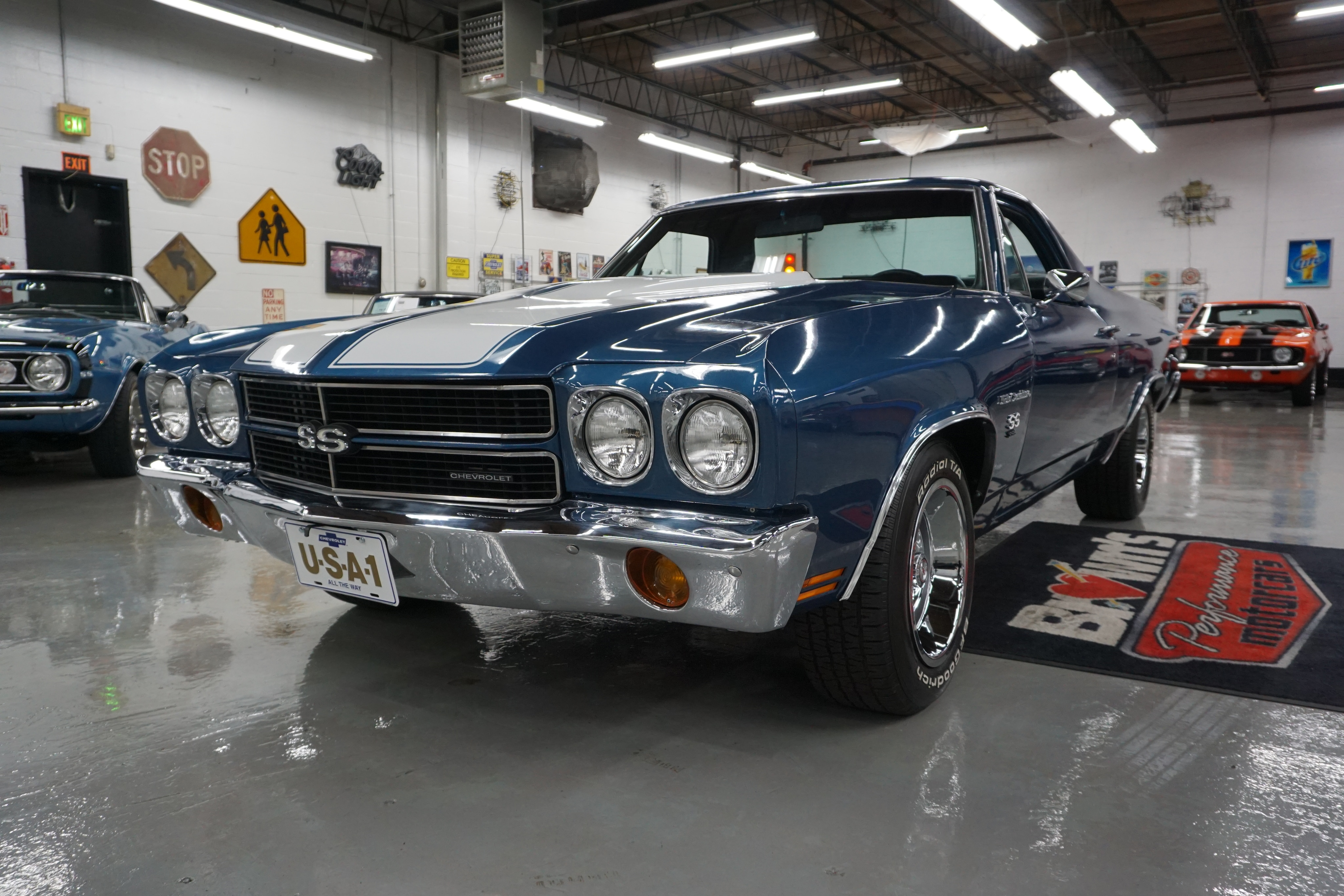 1970 Chevrolet El Camino REAL SS Coupe
