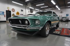 1969 Ford Mustang MATCHING NUMBERS 390 MACH 1  Coupe