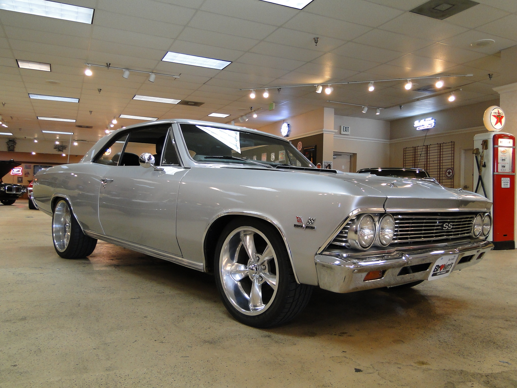New 1966 Chevrolet Chevelle SS Tribute Resto Mod SOLD TO MD