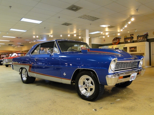 New 1966 Chevrolet Nova Real Super Sport Sold To Md Glen