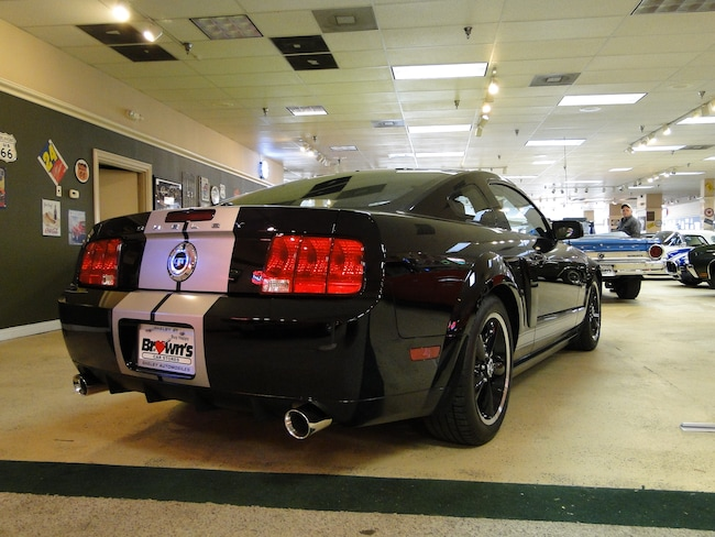 2007 mustang ford gt350 shelby md sold