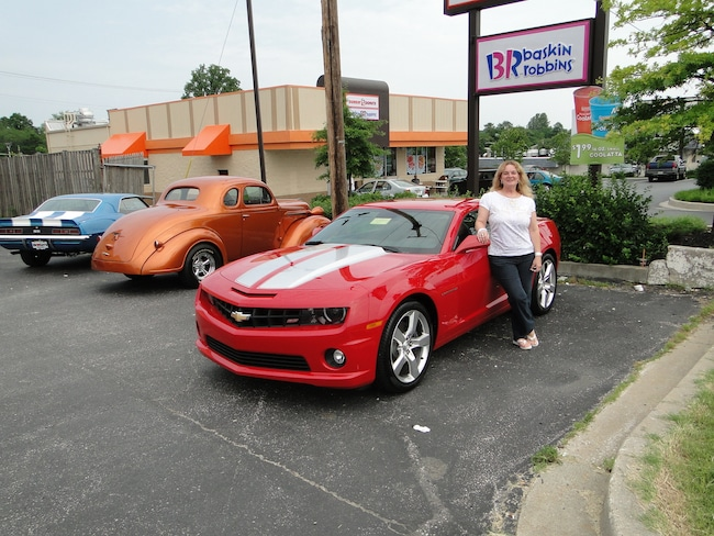 New 2010 Chevrolet Camaro Ssrs Sold To Georgia Glen Burnie Md