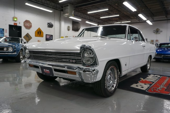 1967 Chevrolet Nova Chevy ll SOLD TO IA Coupe